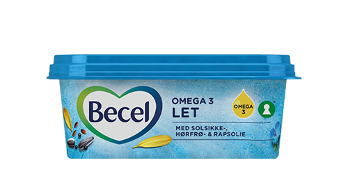 Becel Let Omega3 Tub