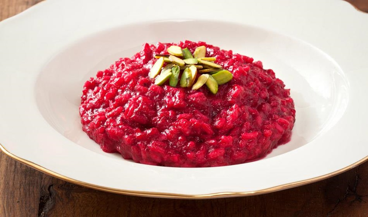 recipe image Pancarlı Risotto
